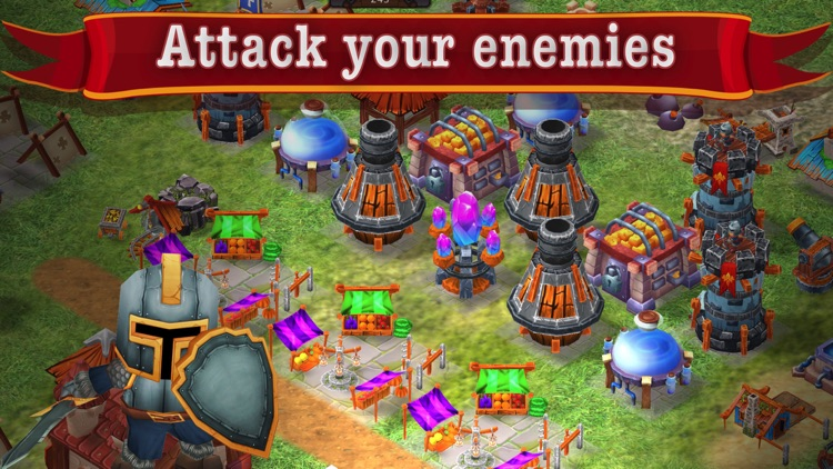 Clash Club - Battle of Clans screenshot-0