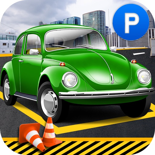 Fancy Car Parking : Expert Driving Sim-ulator 2017