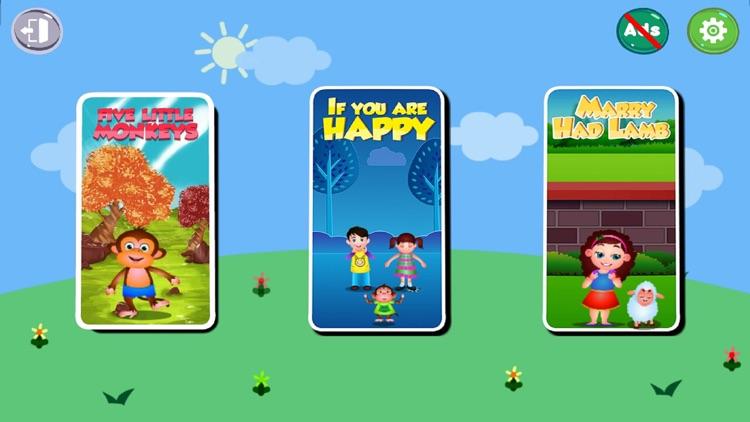 Top Nursery Rhymes and Videos screenshot-3