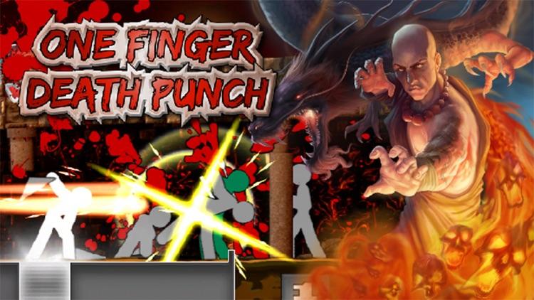 One Finger Death Punch! screenshot-4