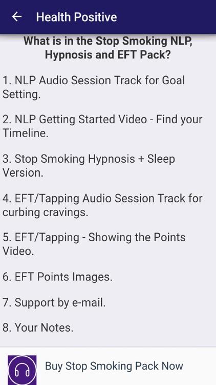 Health Positive Hypnosis screenshot-4