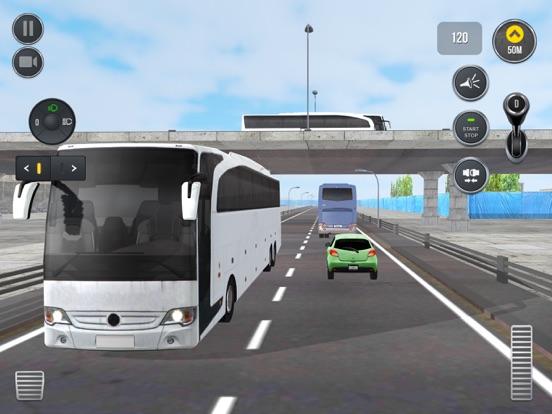 Coach Bus Simulator 2017 * screenshot 7