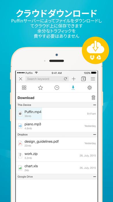 Puffin Cloud Browser ScreenShot3