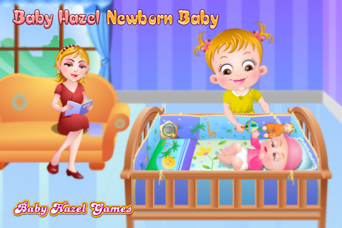 Baby Hazel Newborn Baby - náhled