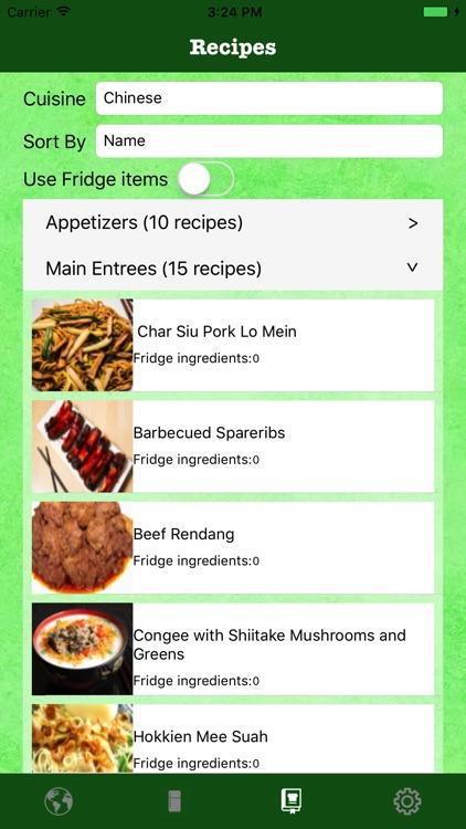 Smart Cookbook screenshot-3