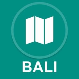 Bali, Indonesia : Offline GPS Navigation
