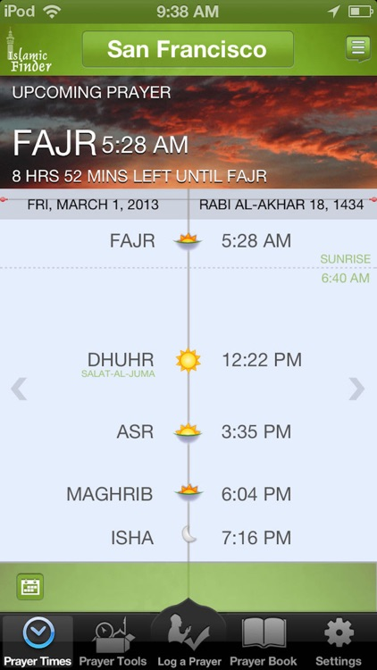 Athan Pro – Prayer Timings and Tracking
