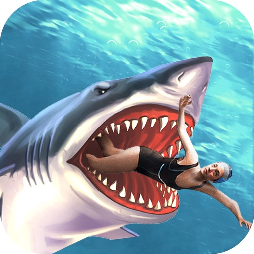 Hungry Shark Simulator : Amazing Fish Attack 2017