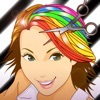Hair Styles - Haircuts Color Makeover Salon Booth - iPhoneアプリ