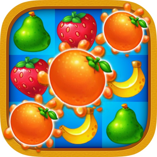 Fruit Escape Match
