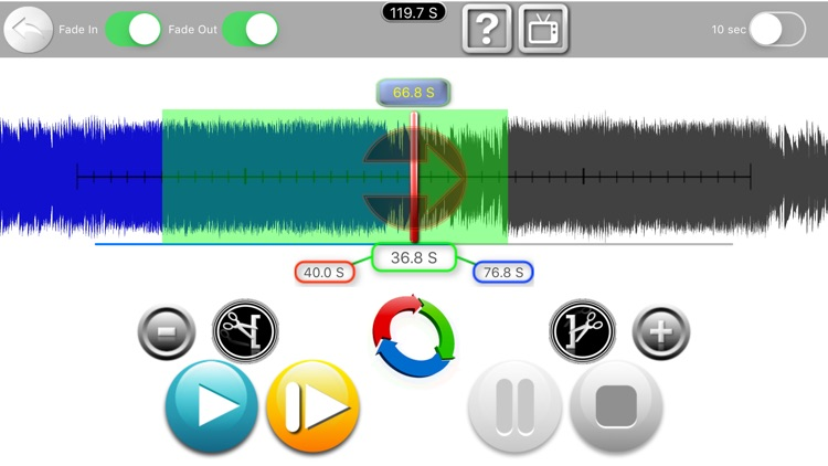 Ringtone Maker / Sound Mixer screenshot-3