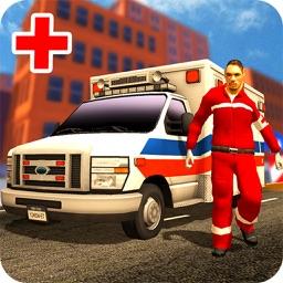 City Ambulance Driving Simulator 2017