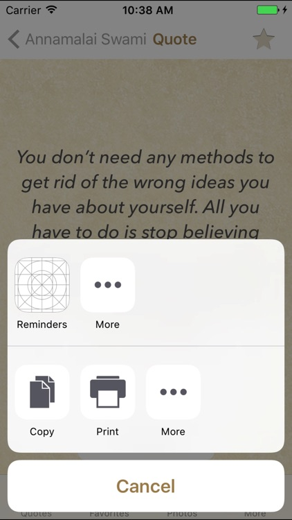 Annamalai Swami Quotes screenshot-3