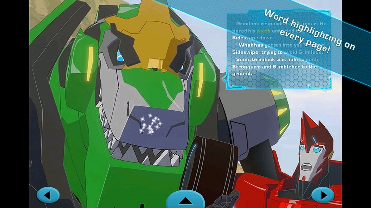 Transformers: Robots in Disguise: True Colors screenshot-4