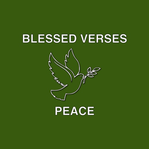 Blessed Verses Peace