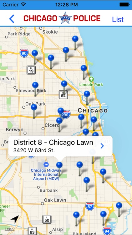 Chicago Police and Fire screenshot-3