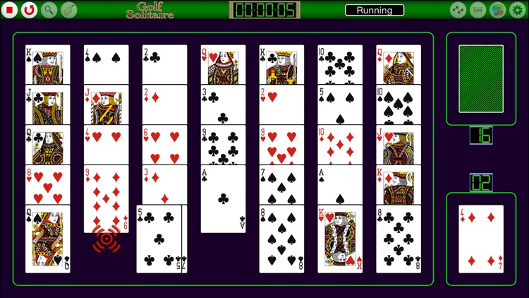 Golf Solitaire FVN