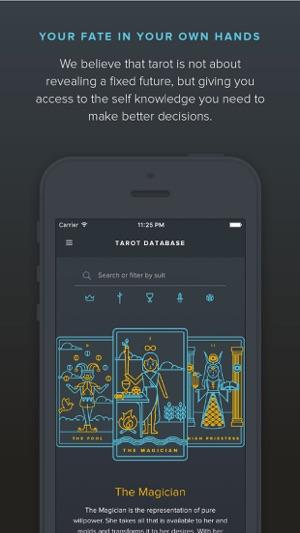 Golden Thread Tarot - Learn Tarot for Self Insight on the