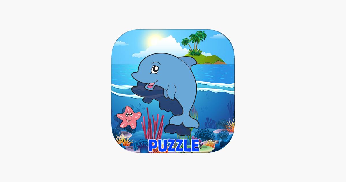 Deniz Hayvanlar Bulmaca Kelime App Store Da