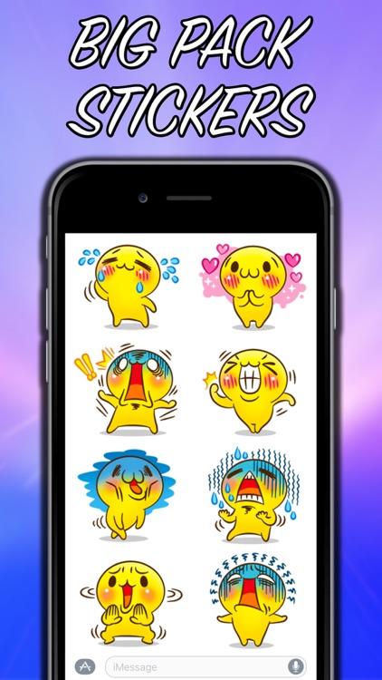Cute Emoji! screenshot-4