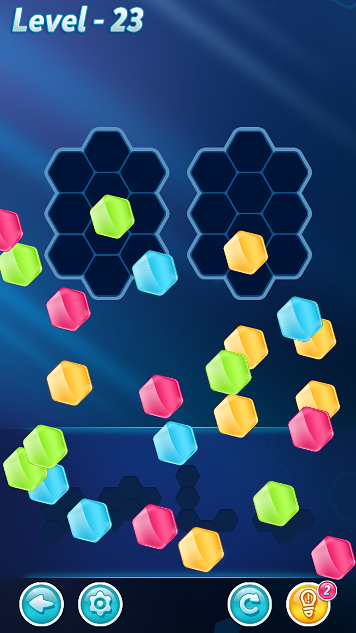 Block! Hexa Puzzle Screenshot