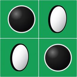リバーシ 6x6 高度な - で2人対戦できる リバーシ 6x6 ゲーム