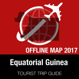 Equatorial Guinea Tourist Guide + Offline Map