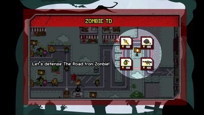 Zombie Tower Defence Castle Creeps TD Madness War screenshot two