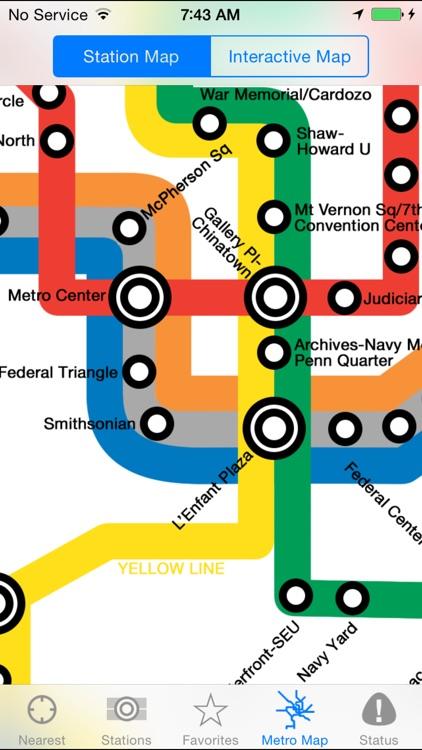 Next Metro DC screenshot-4