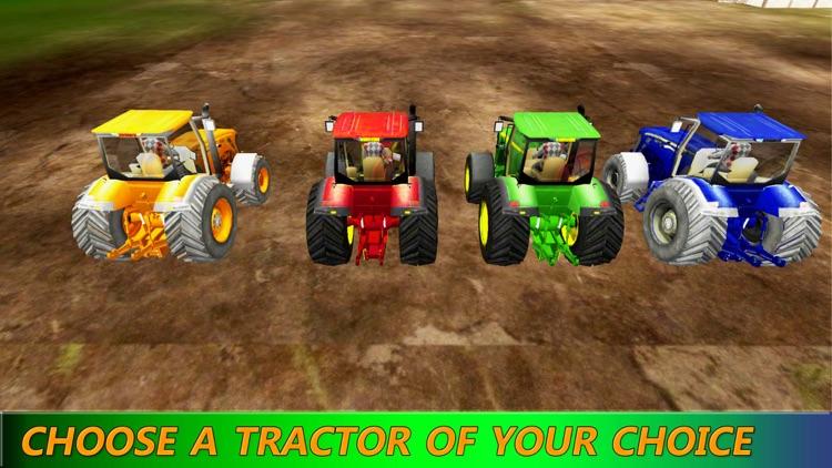 Farming Expert Game: Diesel Tractor Harvest Season screenshot-4
