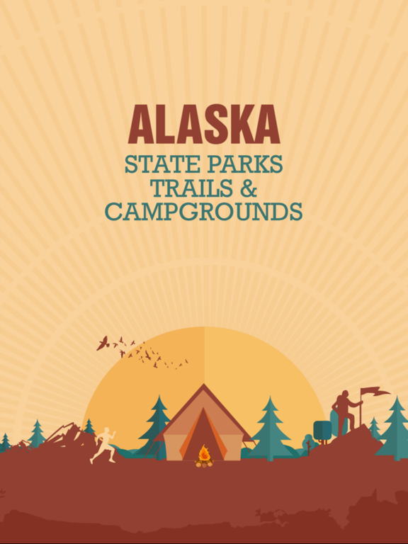 Alaska State Parks, Trails & Campgrounds-ipad-0