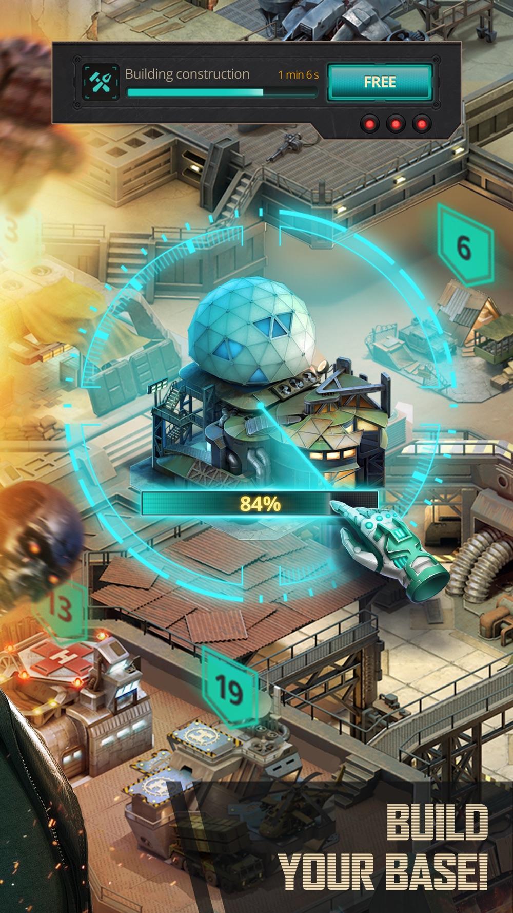 Terminator Genisys: Future War hack tool