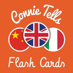 Connie Tells: Flash Cards