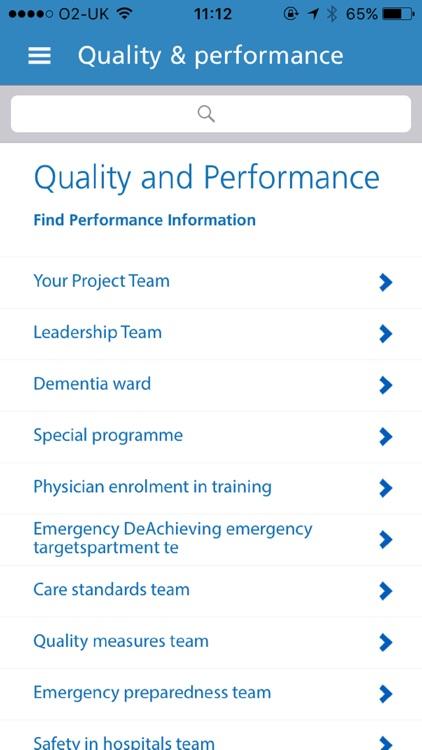 HealthMatrix StaffConnect screenshot-3