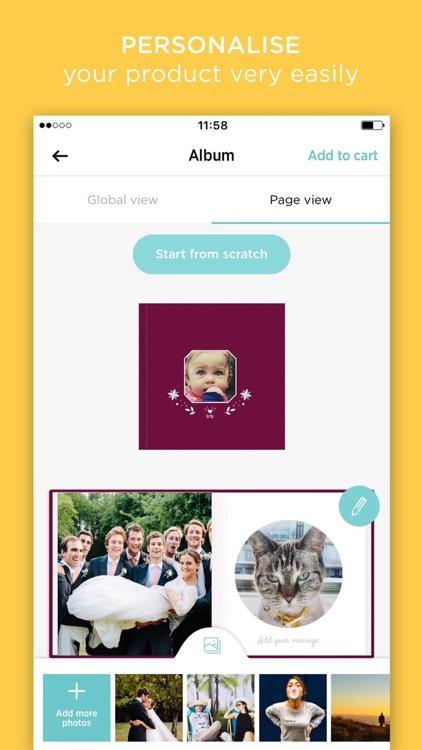 CHEERZ : Photo prints, photo album, magnets screenshot-3