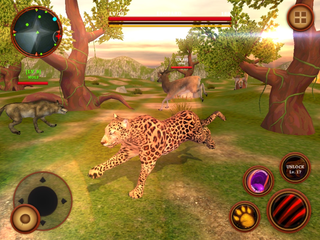 Leopard Survival Life Simulator : Animal of Prey - Online Game Hack
