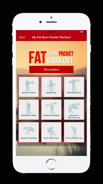 My Fat Burn Pocket Workout