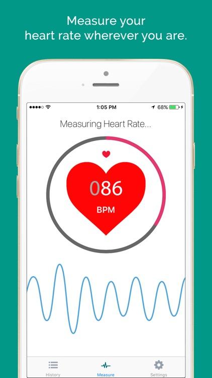 My Heart Rate Measurement