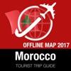 Morocco 旅游指南+离线地图