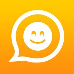 2Buddy -  говорящие видео открытки с лицам друзей