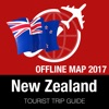 新西兰 旅游指南+离线地图