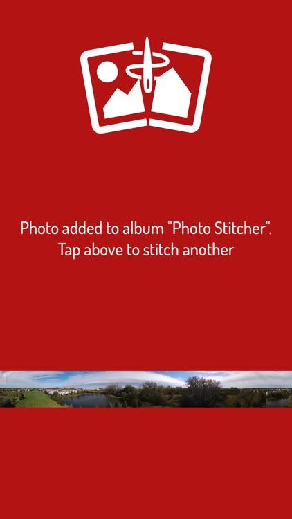 Photo and Panorama Stitcher screenshot-3