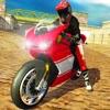 沙漠摩托越野拉力赛之3D真实狂野飞车
