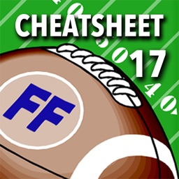 Fantasy Football Cheatsheet 2017