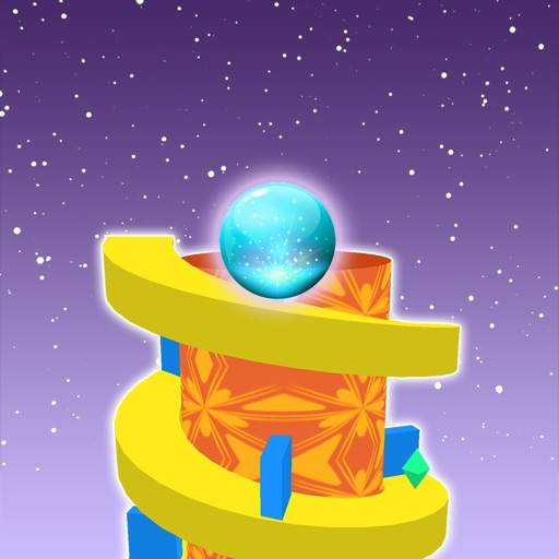 Spiral Challenge - Roll The Ball iOS App