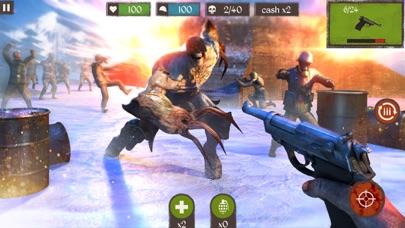 Zombie Call: Dead Shooting Sniper 3D screenshot three