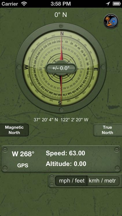 Military Compass+ Lite