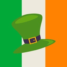St. Patrick's Day Stickers - Irish Emoji