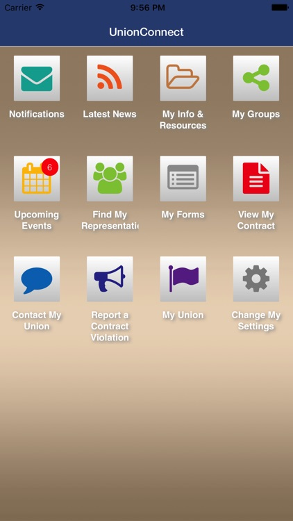 UnionConnect screenshot-2