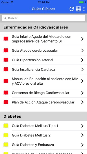 guia clinica diabetes 2020 minsal